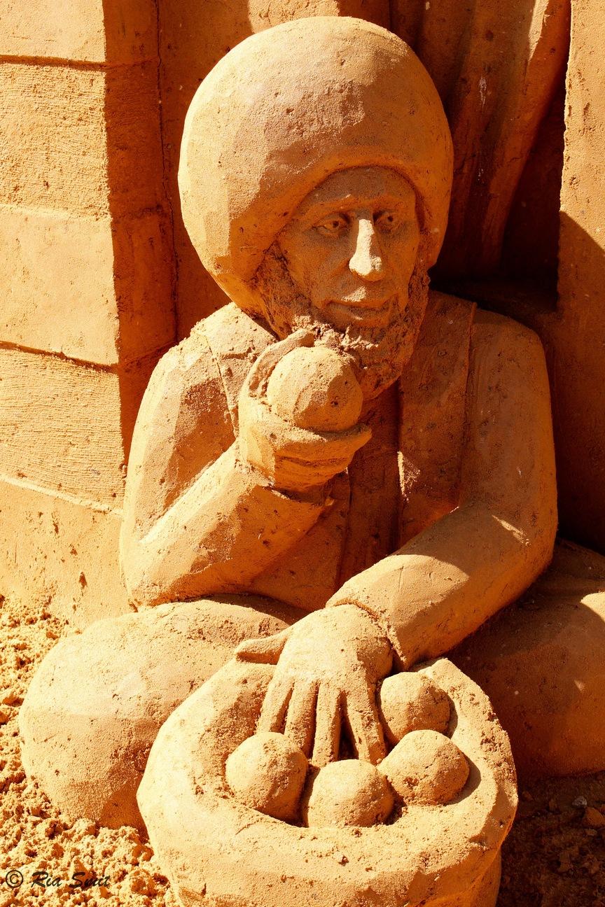 Sand Sculpture 2